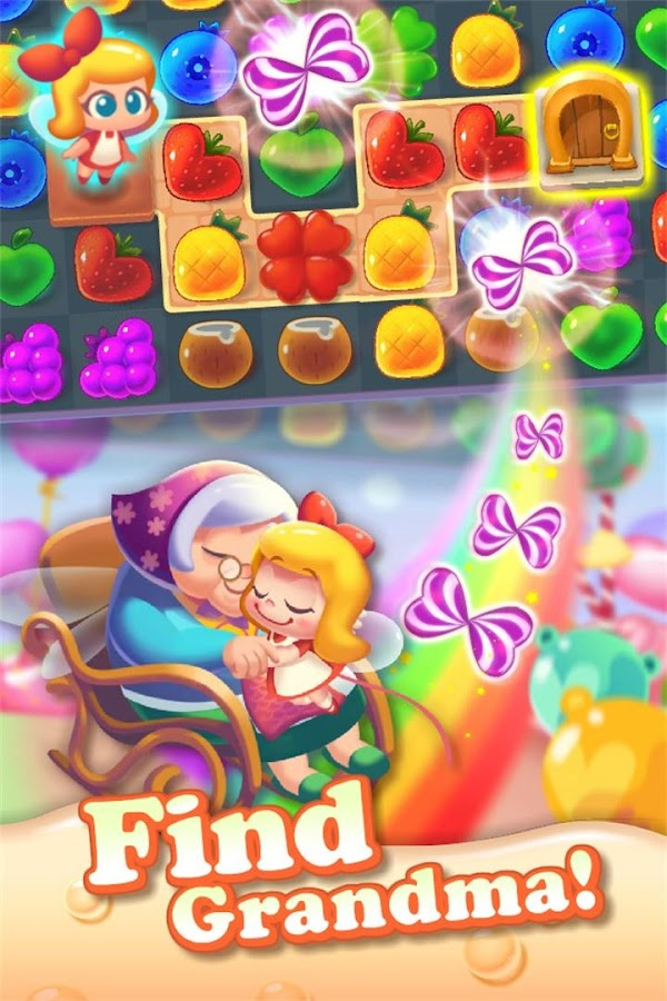 Tasty Treats - A Match 3 Puzzle Game Screenshot 2