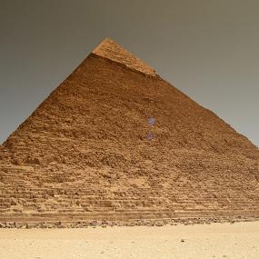 Jafra by Mica Parada Larrosa - Buildings & Architecture Public & Historical ( kefren, guiza, pyramid, jafra, egypt )