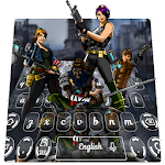 Fort Knight Battle Keyboard Icon
