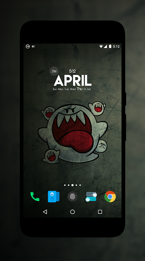 Glim - Icon Pack Screenshot 12
