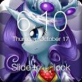 Free Pony Sketch ART Screen Lock APK for Windows 8