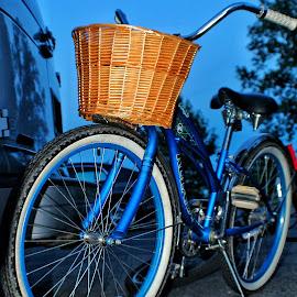 Vivid Bike by Kayla Smith - Transportation Bicycles (  )