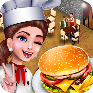 Download Super Chef Kitchen Story Restaurant Cooking Games for PC