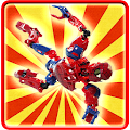 Mega Block Spider-man APK for Bluestacks
