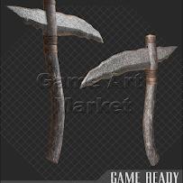 [Game Ready] Stone Pickaxe