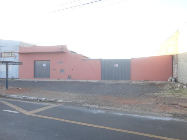 Galpão comercial para locação, Antônia Cândida I, Uberaba - GA0030.