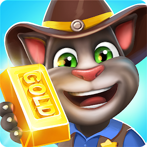 Talking Tom Gold Run For PC (Windows & MAC)