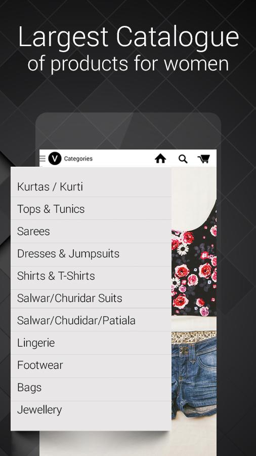Voonik Online Shopping Women Screenshot 1