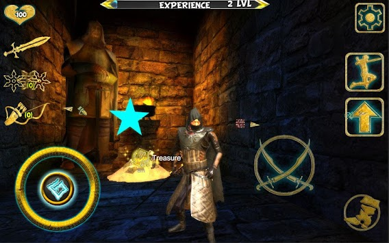 Ninja Samurai Assassin Hero IV Medieval Thief APK screenshot thumbnail 15