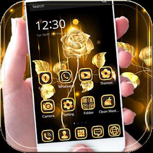 Тема Золотая Роза gold rose