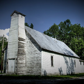 Church 4  by Paul Mays - Buildings & Architecture Places of Worship