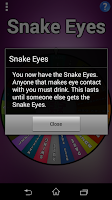 Screenshot of Wheel of Drinking