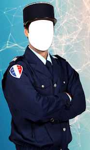 Police Suit Photo Maker - screenshot