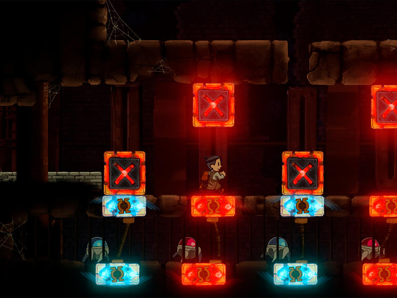Teslagrad Screenshot 10