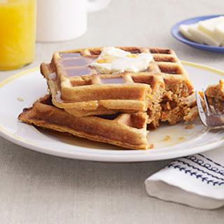 Breakfast Potato Waffles With Recipes
