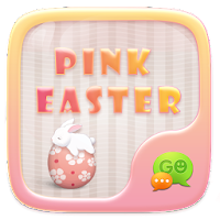 (FREE)GO SMS PINK EASTER THEME For PC (Windows And Mac)