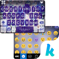 App Crystal Emoji Kika Keyboard APK for Kindle
