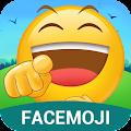 Funny Emoji Sticker APK for Bluestacks