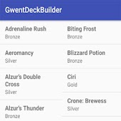 Deckbuilder Prototype for CCG APK for Bluestacks