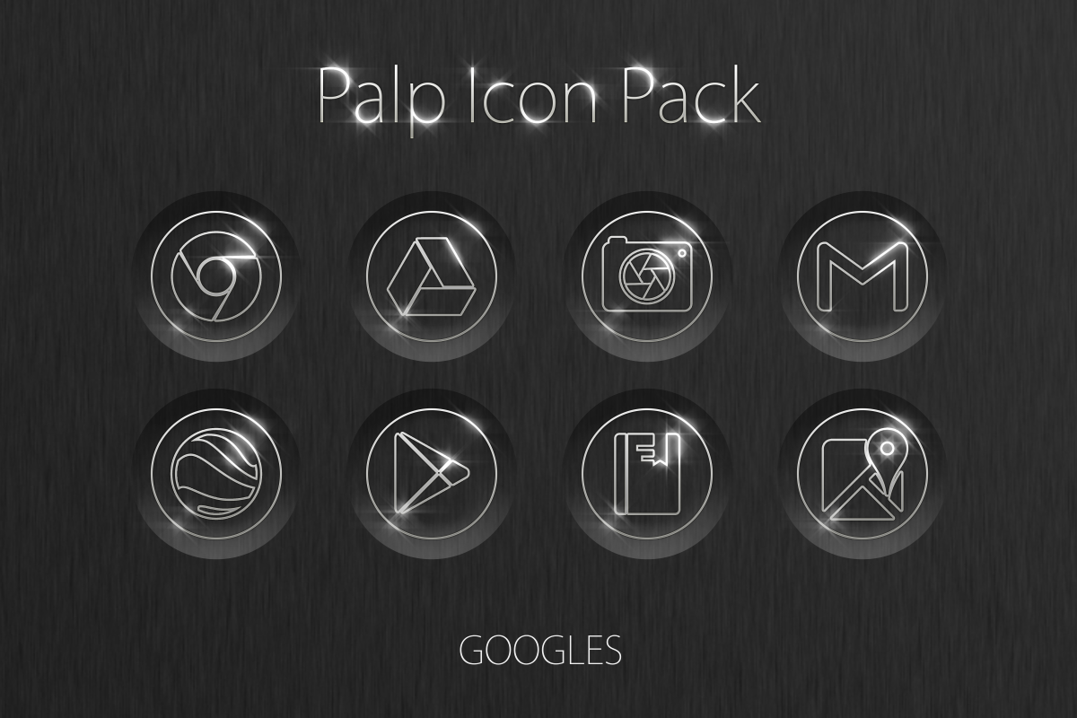 Palp Icon Pack Screenshot