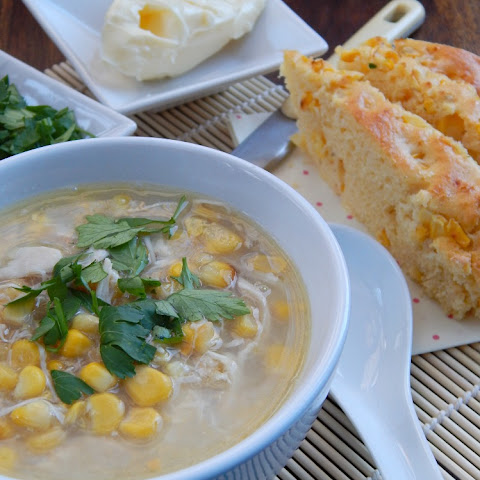 What's Cooking – Chicken & Sweetcorn Soup