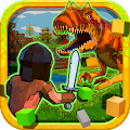 Game RaptorCraft - Survive & Craft APK for Kindle