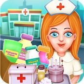 Kids Hospital Cashier Game APK for Bluestacks