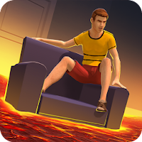 O Chão é de Lava - The Floor Is Lava For PC (Windows And Mac)