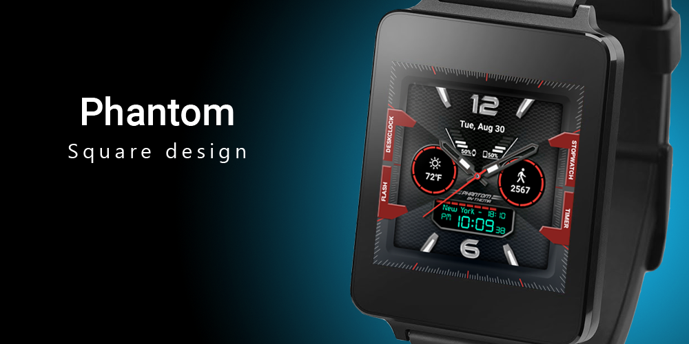 Phantom Watch Face Screenshot 7