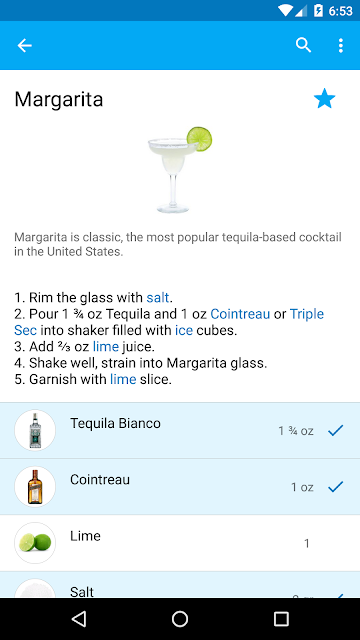 My Cocktail Bar screenshots