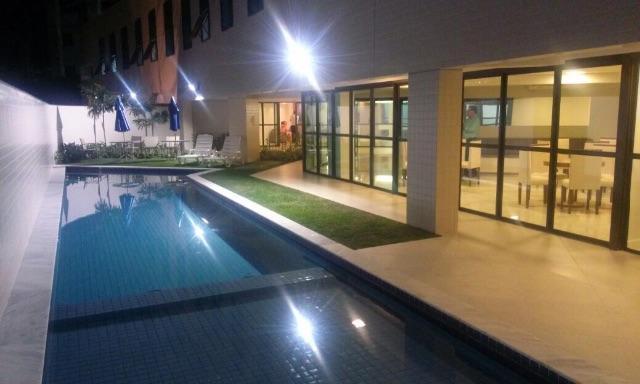 Apartamento residencial à venda, Boa Vista, Recife.