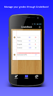 PocketGrades - screenshot