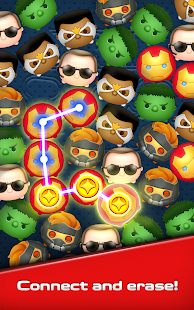 MARVEL Tsum Tsum APK for Bluestacks