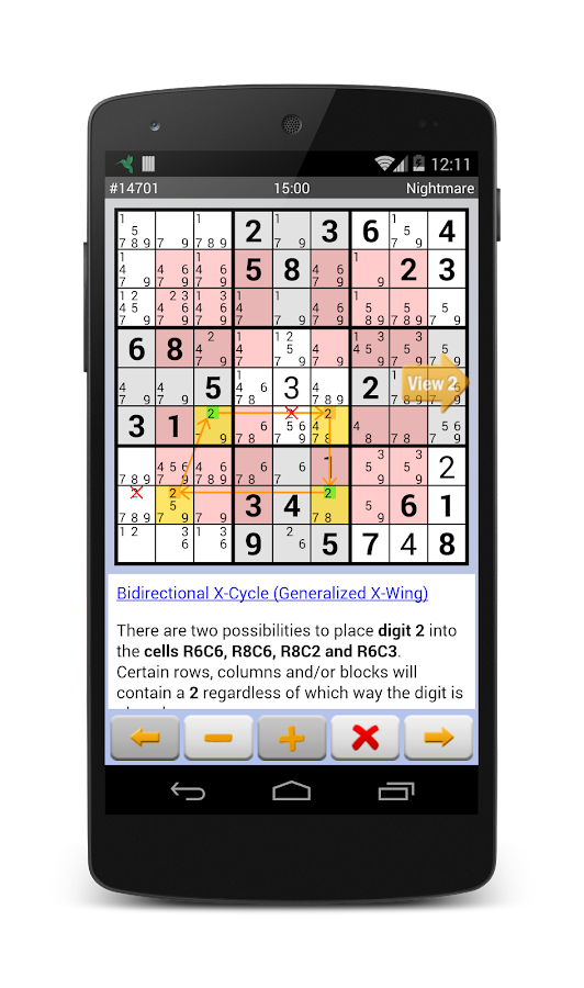 Sudoku Grab'n'Play Plus Screenshot 7