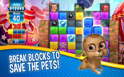 Pet Rescue Saga- screenshot thumbnail