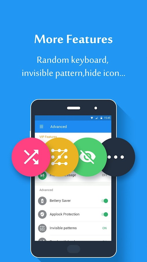 AppLock pro - privacy & vault Screenshot 5