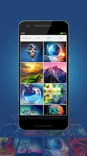 Wallpapers HD (Backgrounds) APK for iPhone