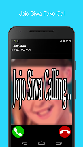 Jojo Siwa Fake Call vid For PC