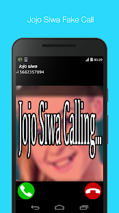 Jojo Siwa Fake Call vid for pc