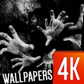 Horror Wallpapers 4k APK for Bluestacks