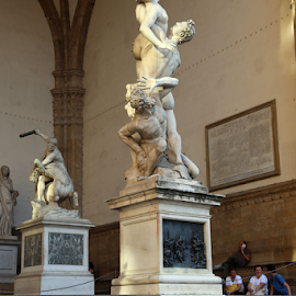 Beautiful Florence. by Gi Polis - City,  Street & Park  Historic Districts ( florence, italy )