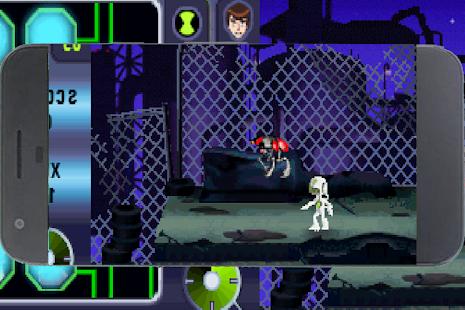 Game Ben Alien Vilgax Attacks Fighting apk for kindle fire