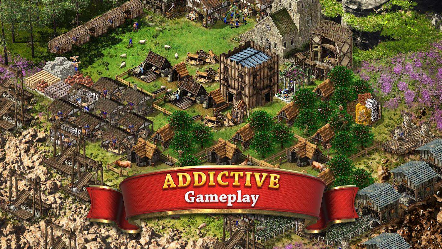 Stronghold Kingdoms: Feudal Warfare APK OBB Download - Install ...