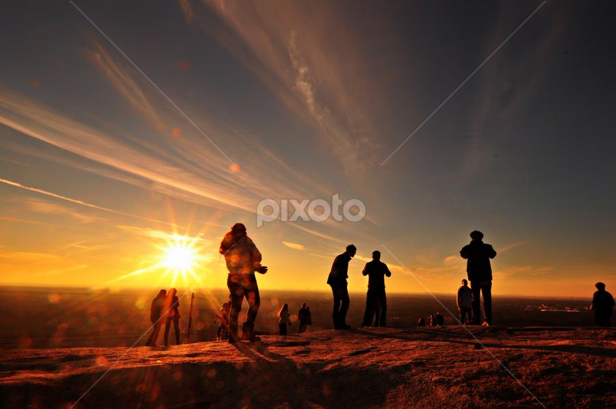 by Abet Rhupert - Landscapes Sunsets & Sunrises