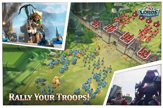 Lords Mobile apk screenshot