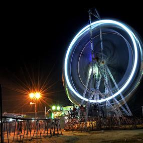 by Subhankar Ghosh - City,  Street & Park  Amusement Parks
