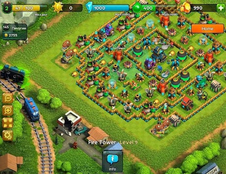 Battle Of Zombies: Clans War APK screenshot thumbnail 5