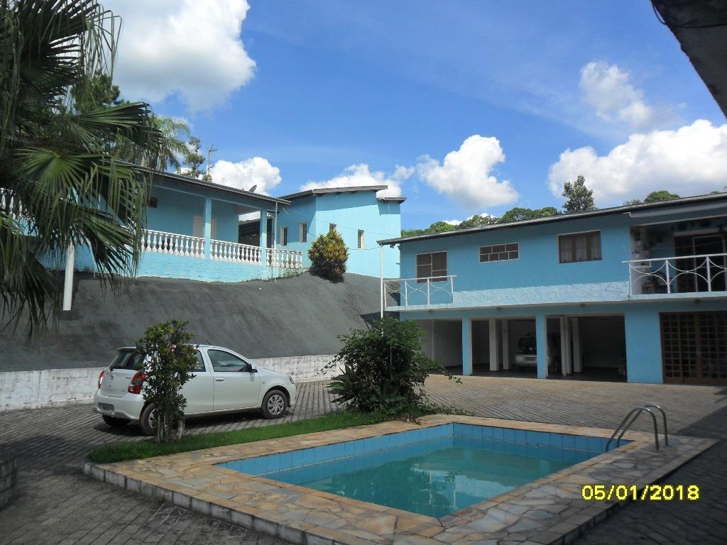 Chácara residencial à venda, Jardim Caxambu, Jundiaí.