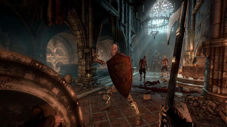 Techland shelves Hellraid to focus on Dying Light