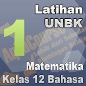 UNBK Matematika Bahasa SMA 12 P1